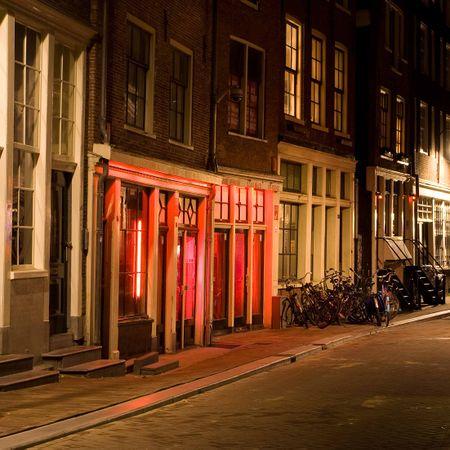 Порно гей видео поездка в амстердам