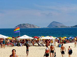 Порно ипанема самый сексуальный пляж в мире
